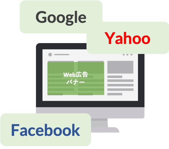 Web広告イメージ